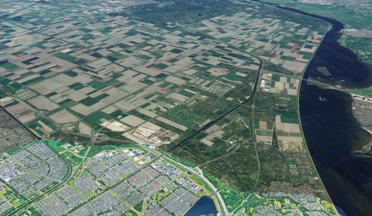 Kansrijk landbouwperceel in Almere