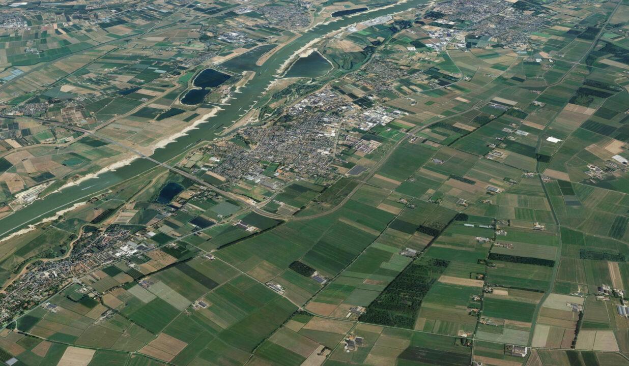 Interessante landbouwgrond in Beneden-Leeuwen