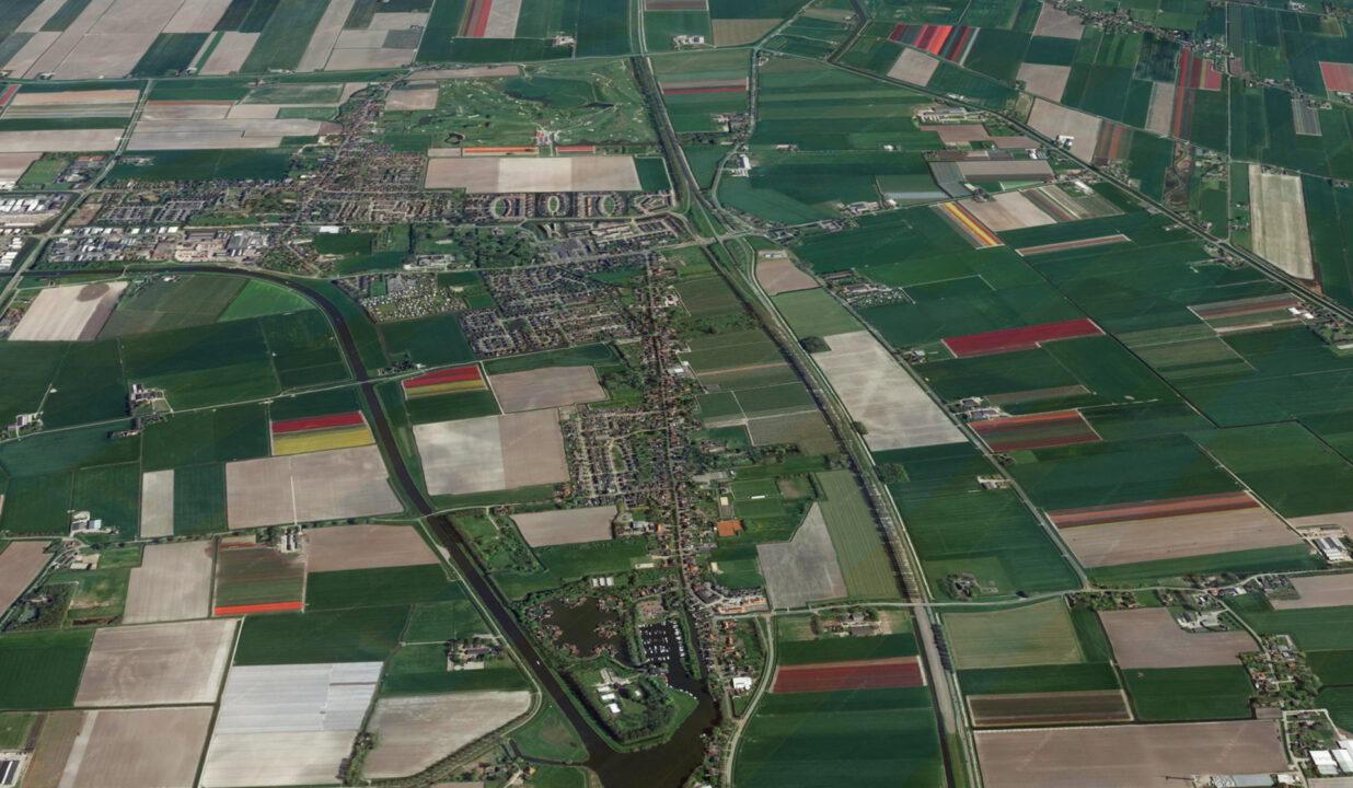 Niedorp: aantrekkelijk landbouwperceel
