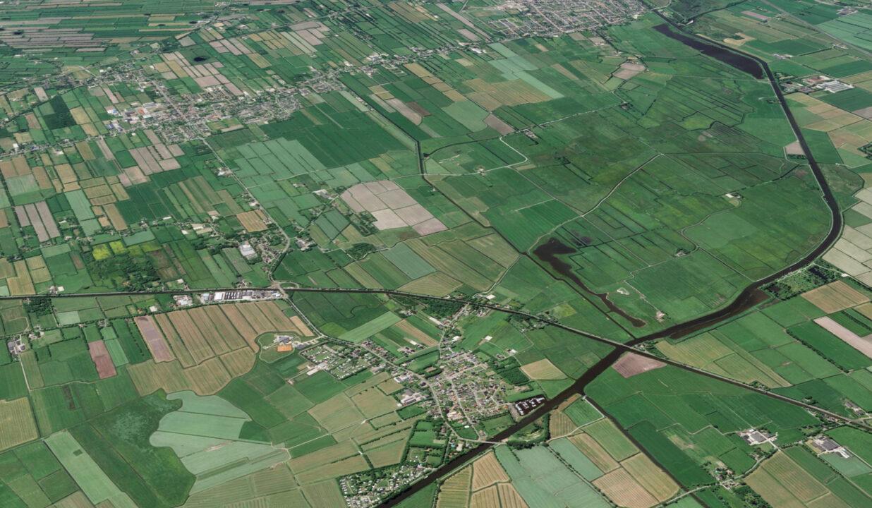 Interessant landbouwperceel in Westergeest