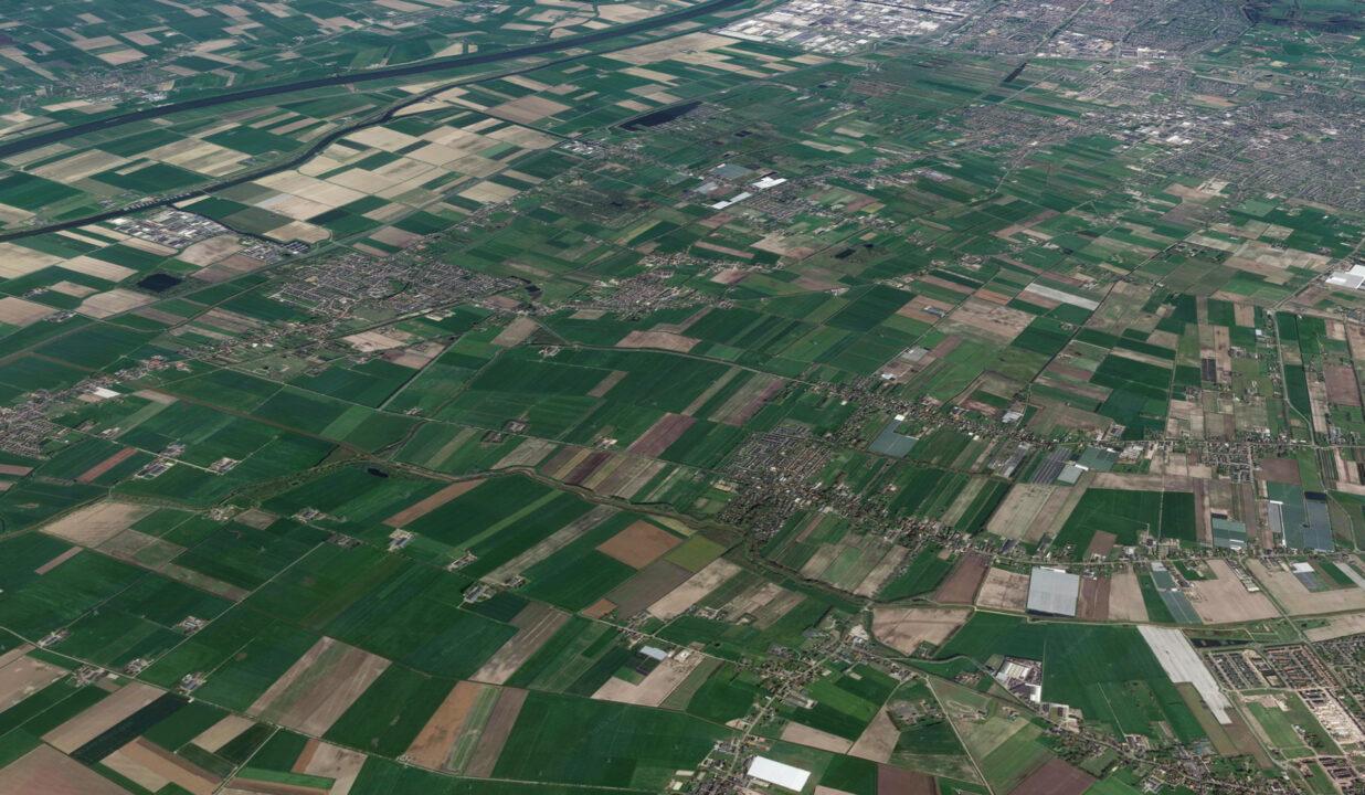 Kansrijke landbouwgrond in 's Gravenmoer